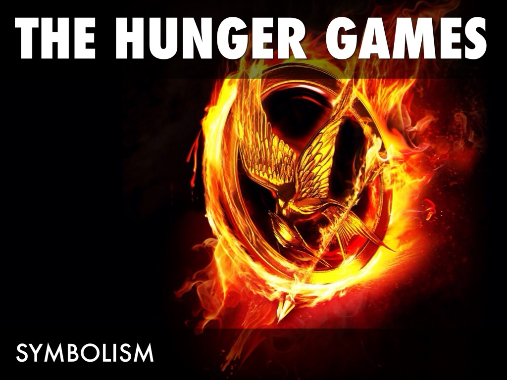 Hunger Games Symbolism By Maya S