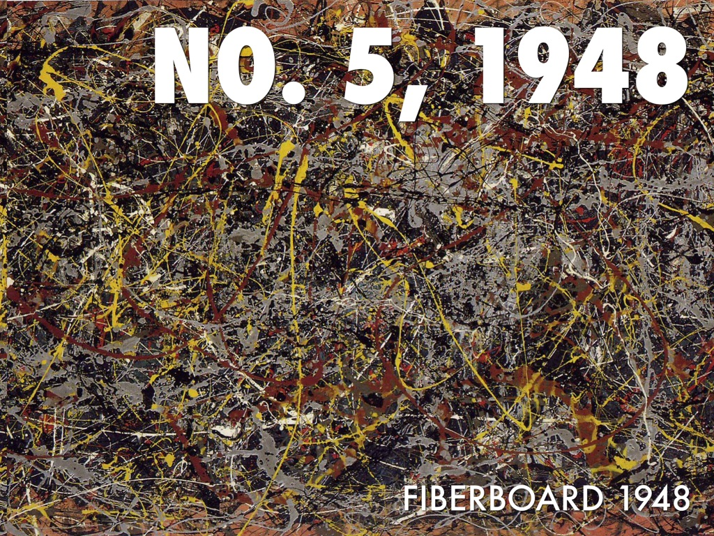 Jackson Pollock By Jessica Crites