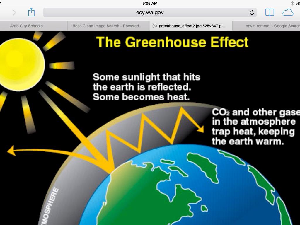 Fossil Fuel Effects By Logan Ridgeway