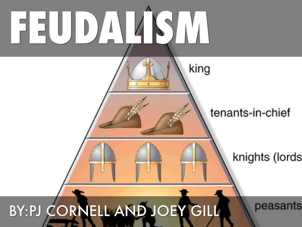 Feudalism By Patrick Cornell