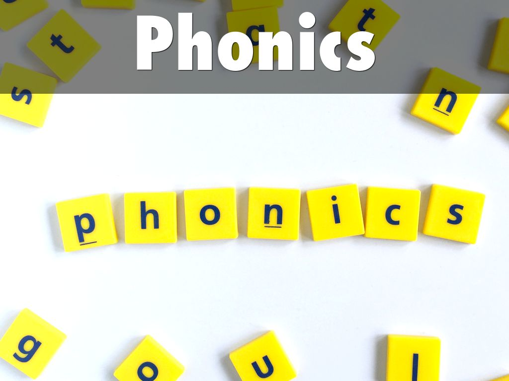 Phonics By Fiona Walker
