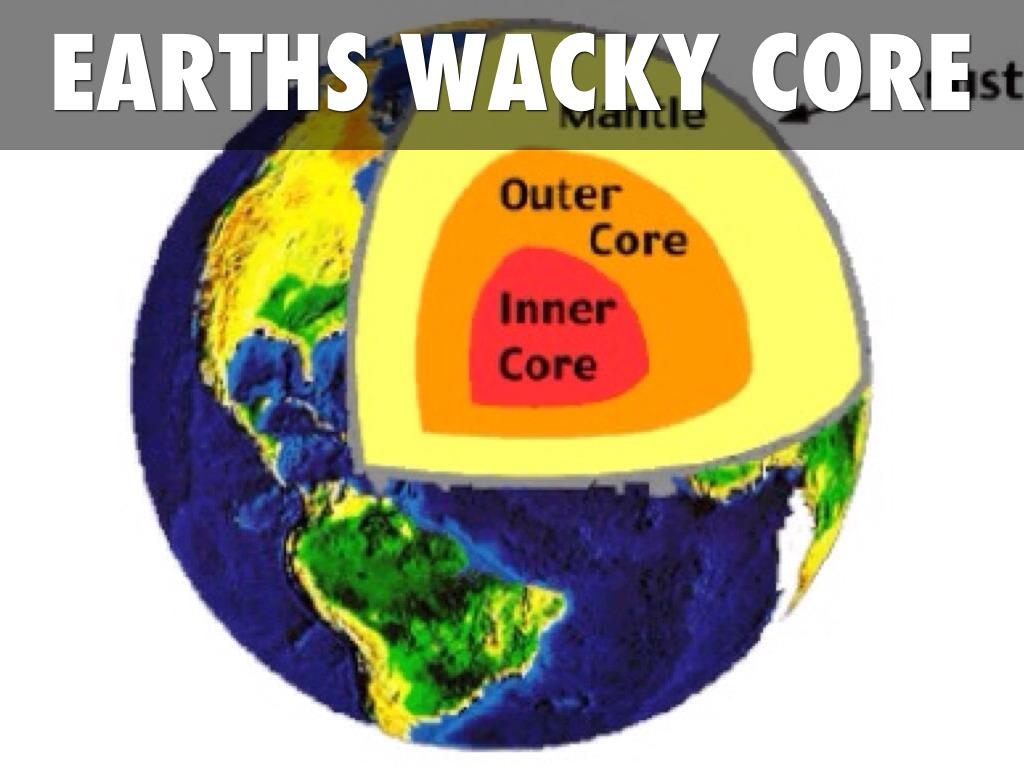 Wacky Earths Crust By Tyler Garner