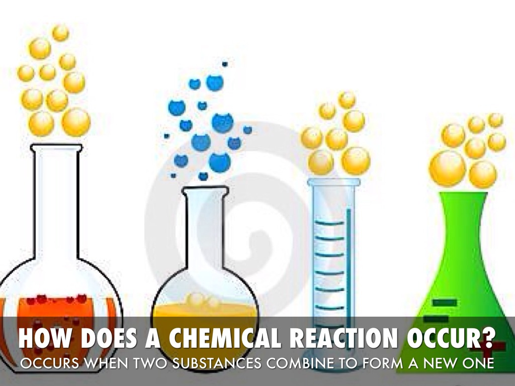 Chemical Reactions By Jaclene Nunes