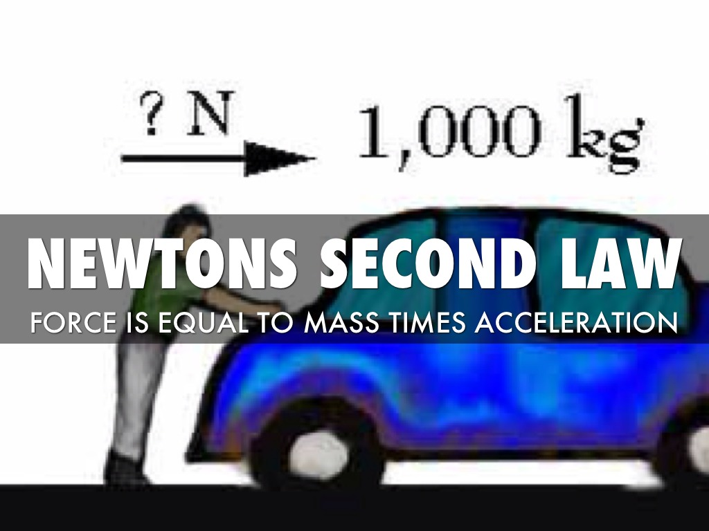 Newtons Laws By Mwkettlewell