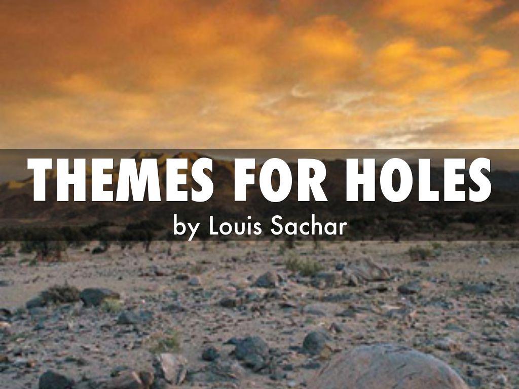Holes Book Theme