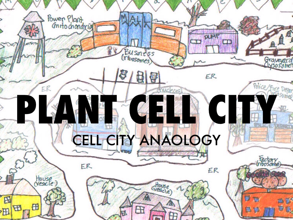 Copy Of Cell City By Tai Norville