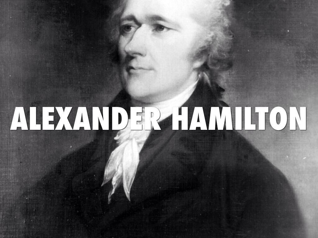 Hamilton Vs Jefferson Cj By