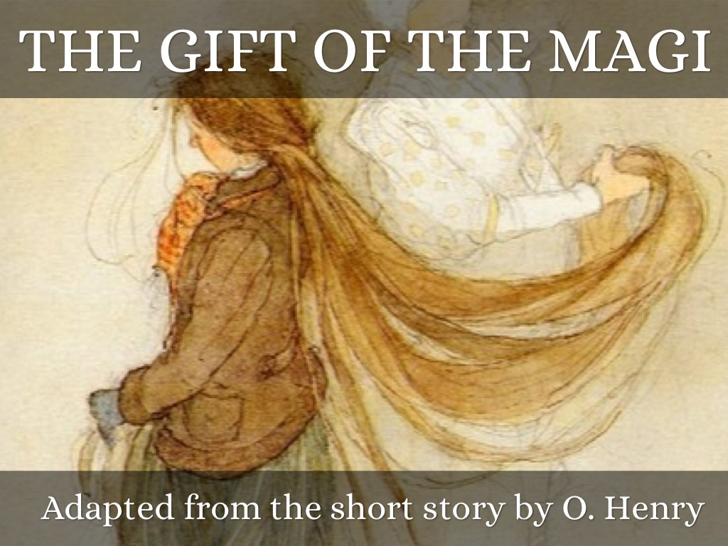 The Story T Of Magi