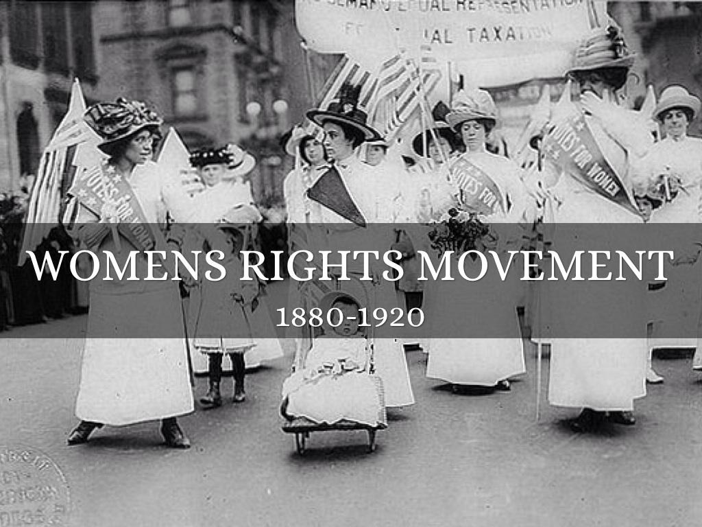 Women S Rights Movement By Helloalishia