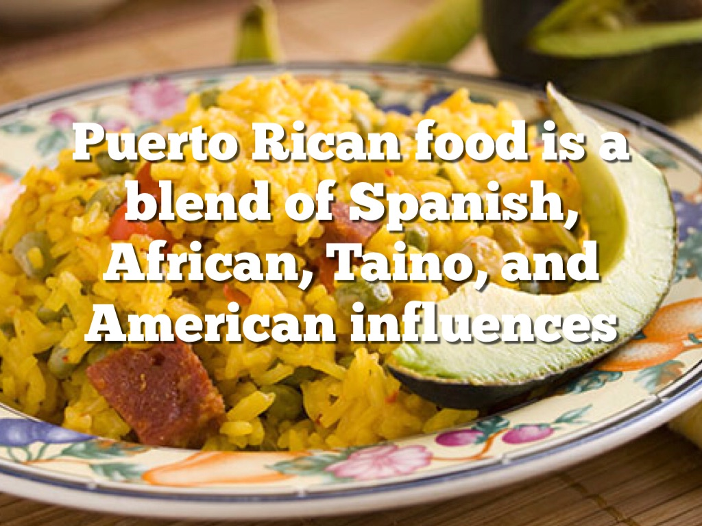 Fun Facts About Puerto Rico By Sarai Saldana