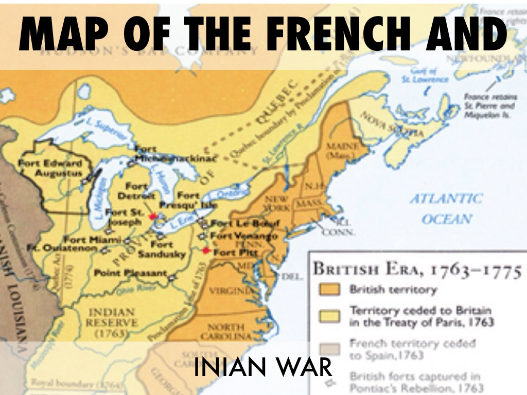 The French And Indian War By Mrs Mckinnon