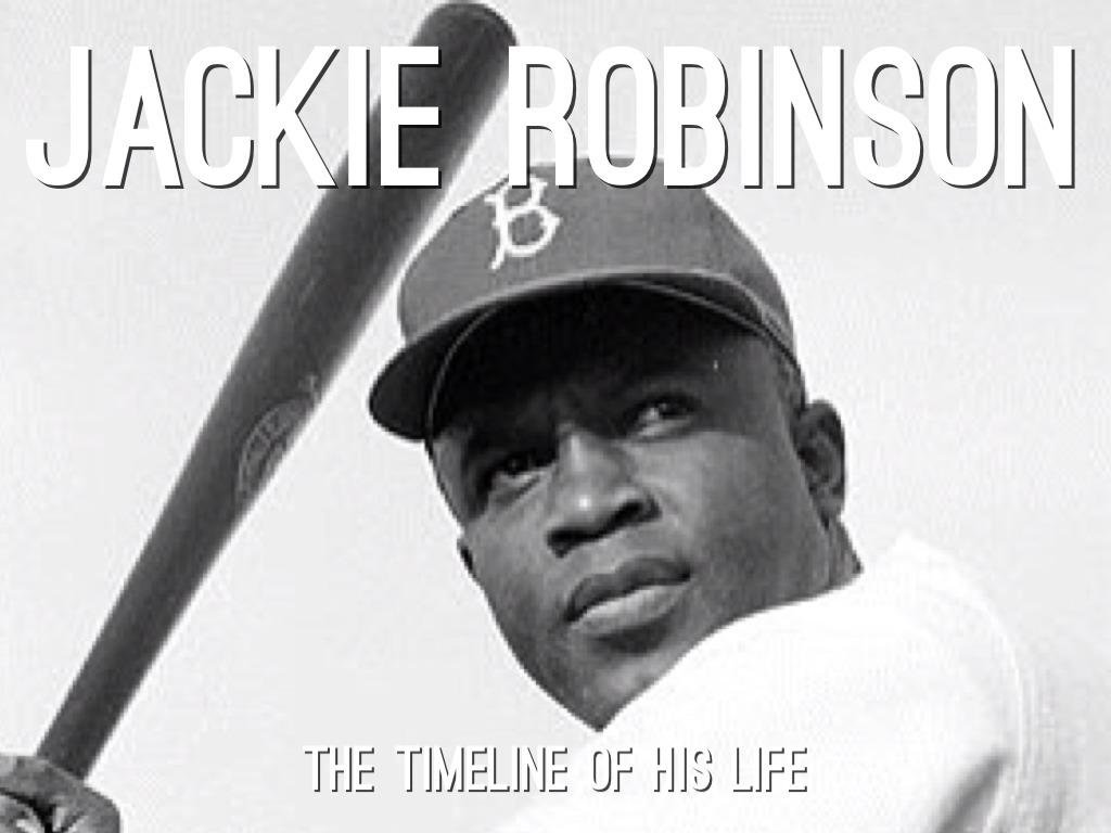 Jackie Robinson By Melissatea777