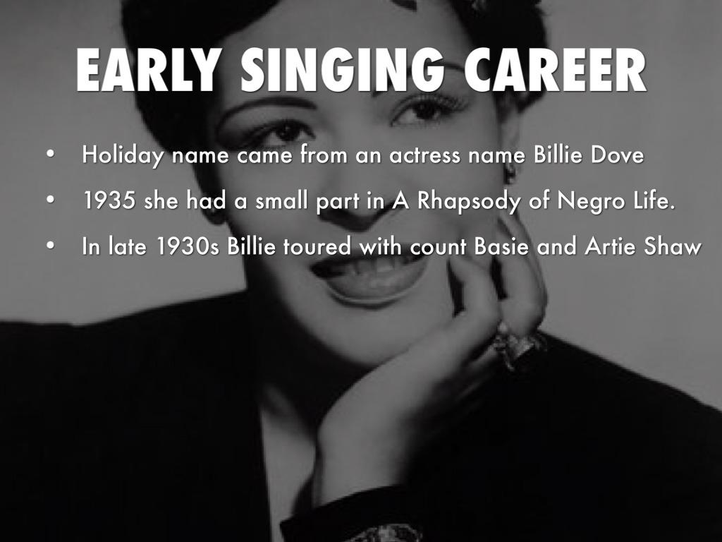 Billie Holiday By Anylahmyworld Monica