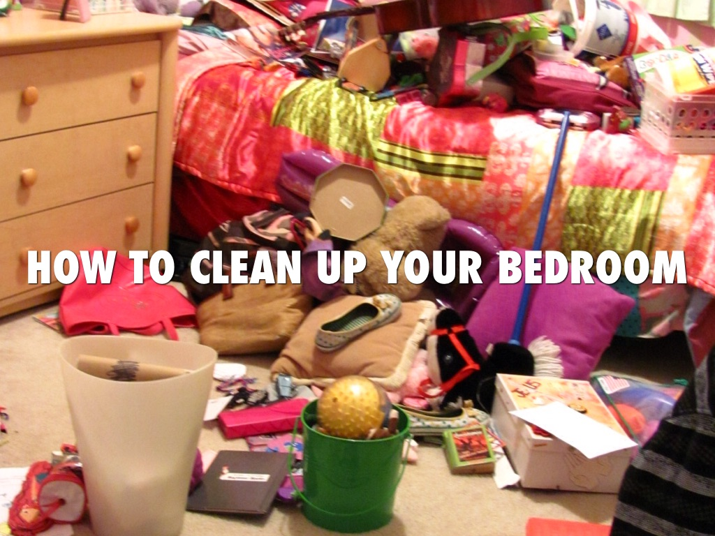 How To Clean Your Bedroom By Mary Lozano