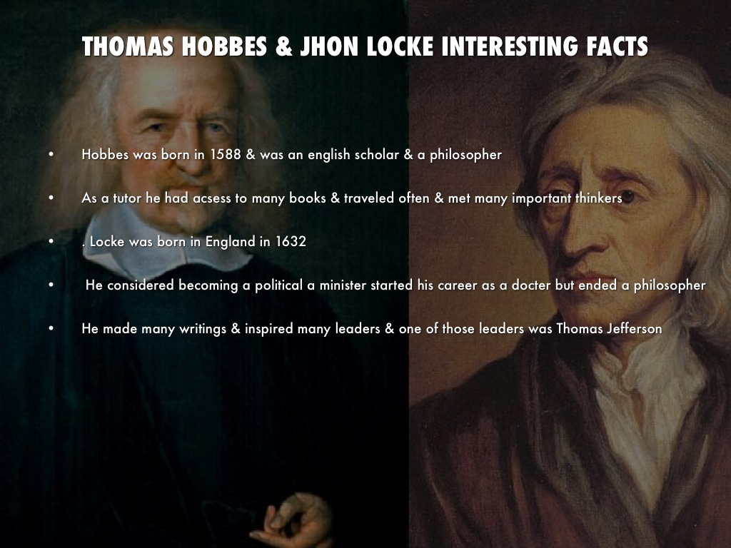 Locke Amp Hobbes By Alexander Villa Hanson