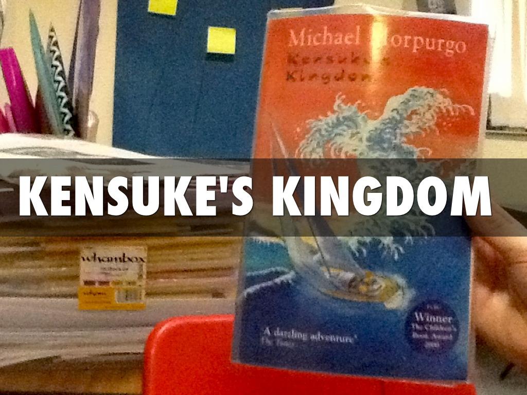 Kensuke S Kingdom By Callum Thomas