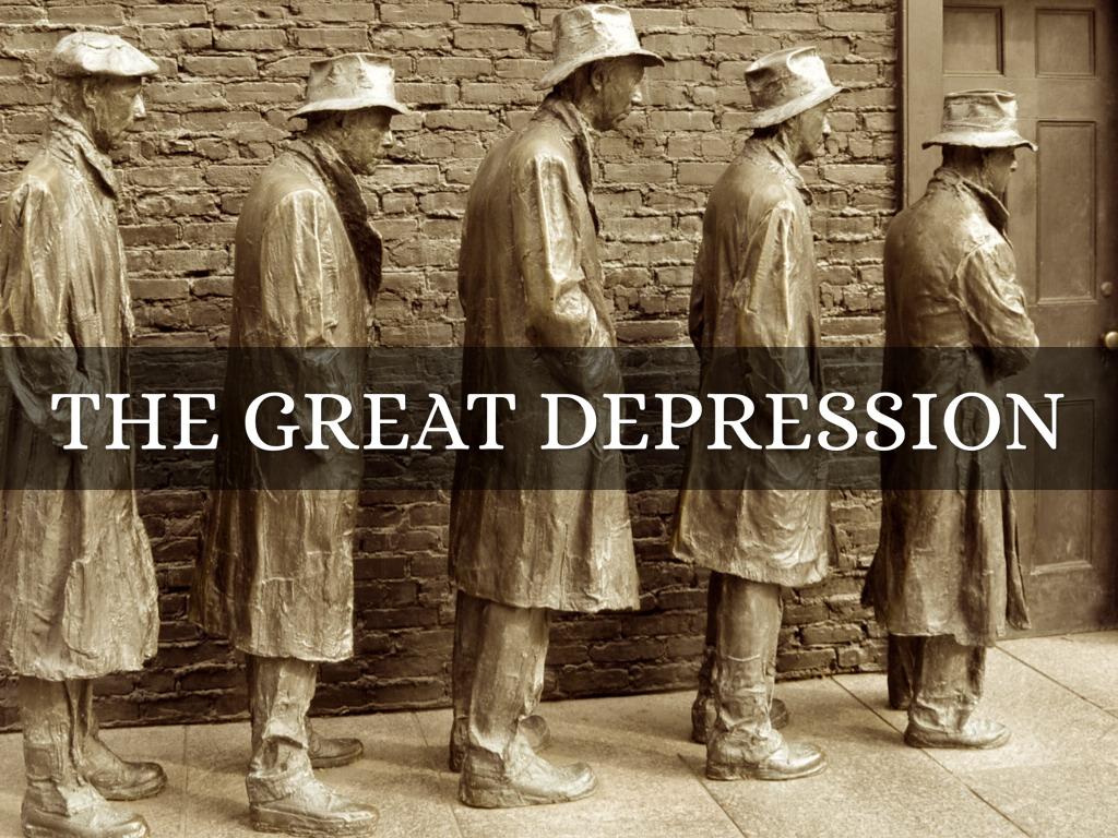 The Great Depression By John Kalu