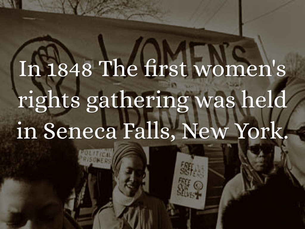 Women S Rights Movement By Jessica Neis