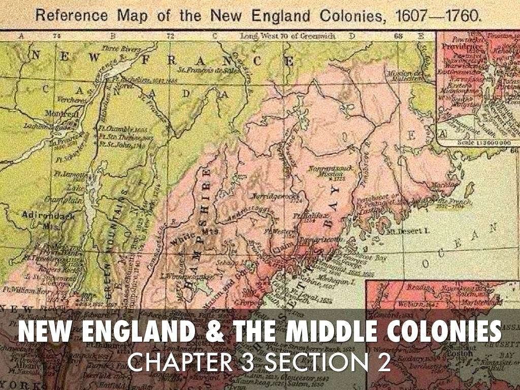 Chapter 3 Colonial Ways Of Life Section 2 By Wakefield