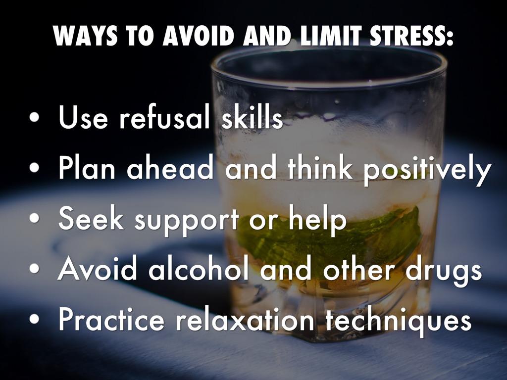 Stress Management By Anna Zellie
