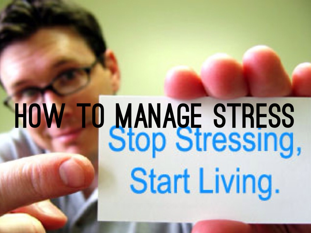 Stress Management By Olivia Dubois