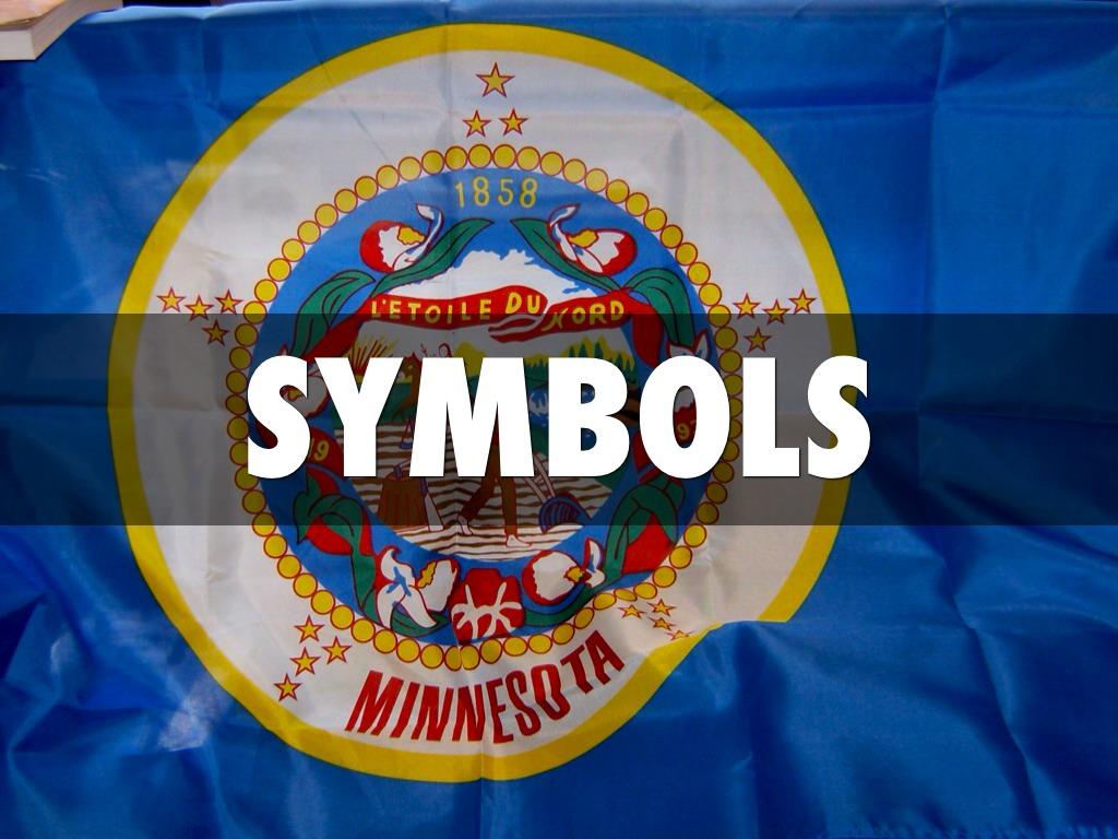Mn State Symbols By Monson22