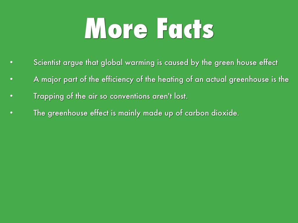 Greenhouse Effect By Jake Brasington