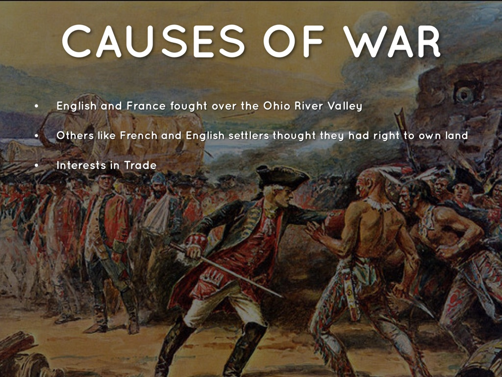 The French And Indian War By Yoo Papi