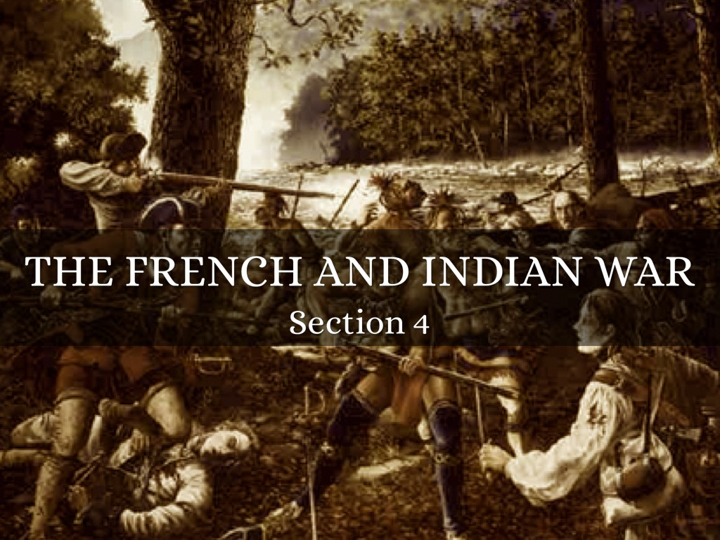 The French And Indian War By Sam Betterman