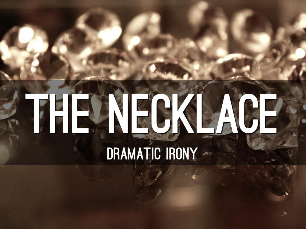 The Necklace By E Jordan