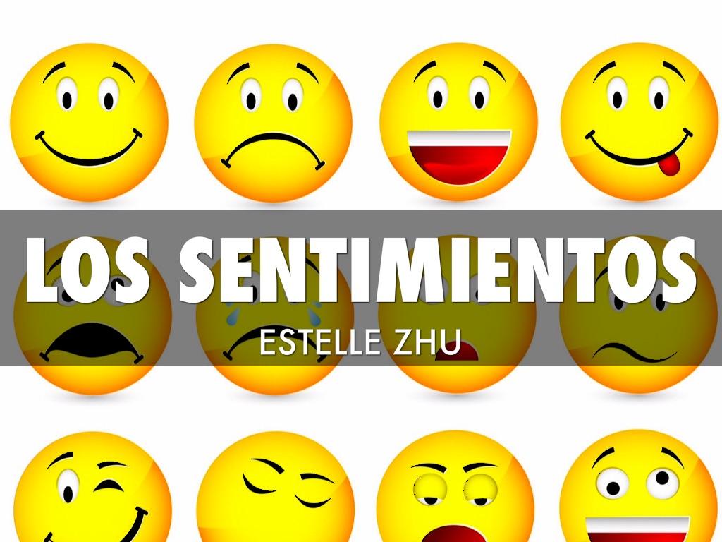 Los Sentimientos By Estelle Zhu