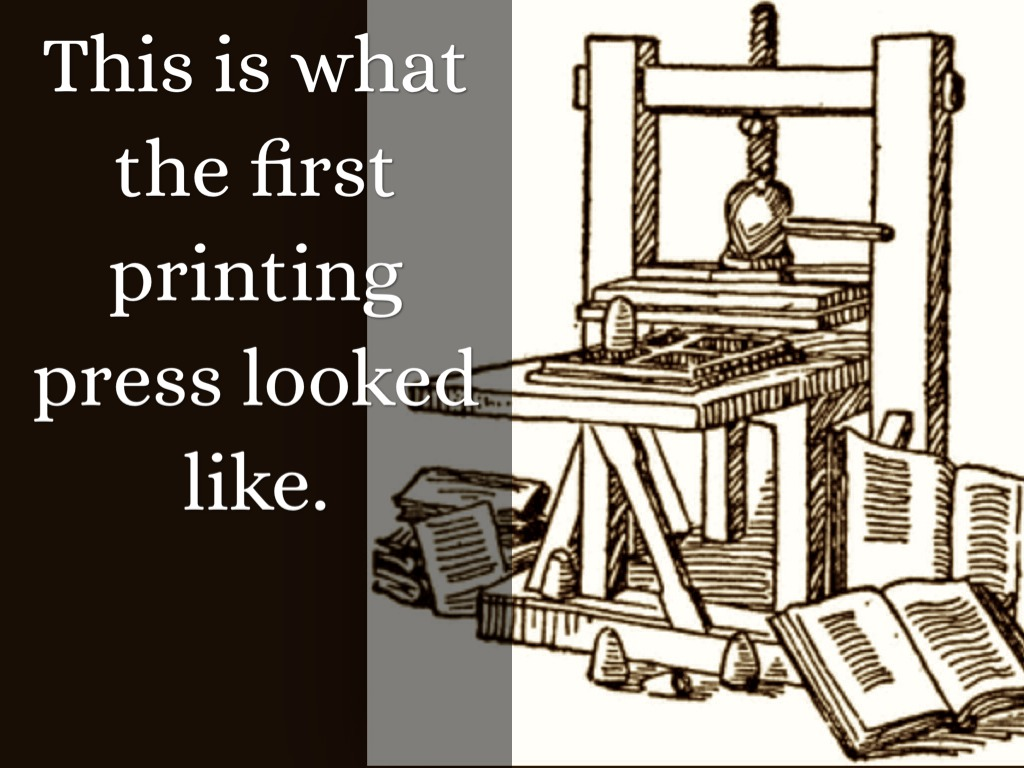 Johann Gutenberg By Connor Bguire
