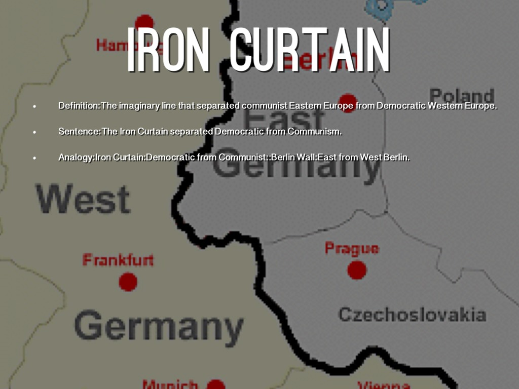 What Is The Meaning Of Iron Curtain Nrtradiant Com