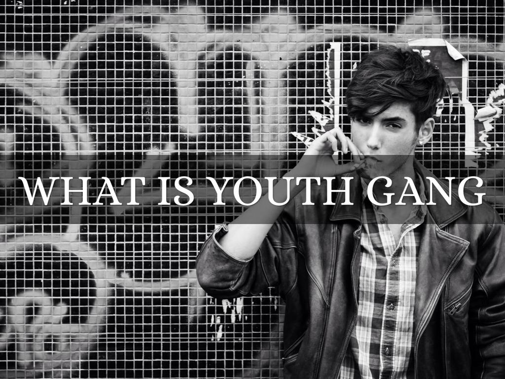 Gangs By Victor Laureano