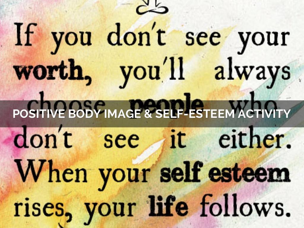 Body Image Amp Self Esteem By Cynthiaa3