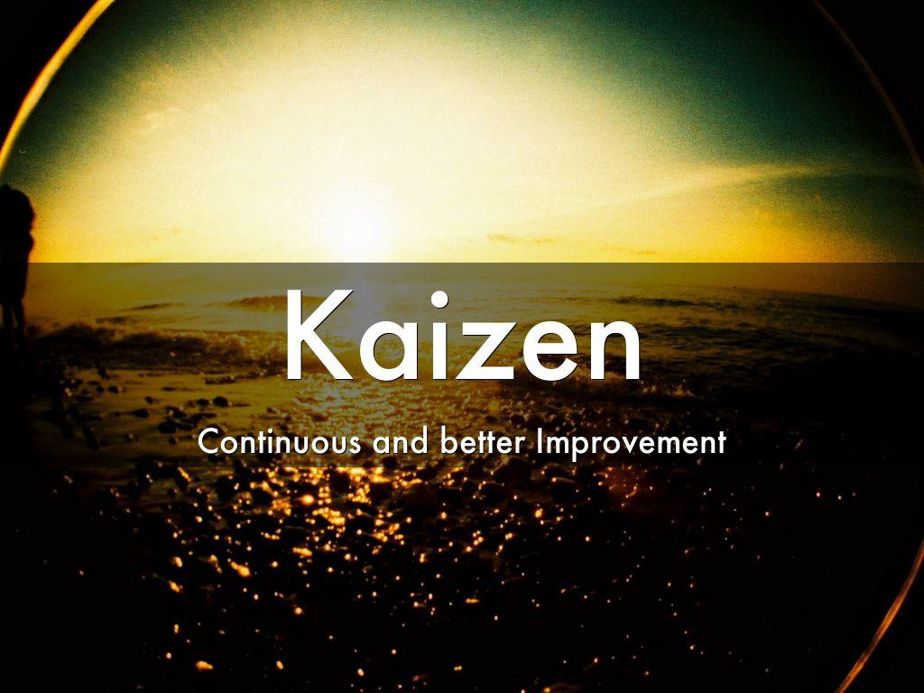 Kaizen By Madhavkrisnada