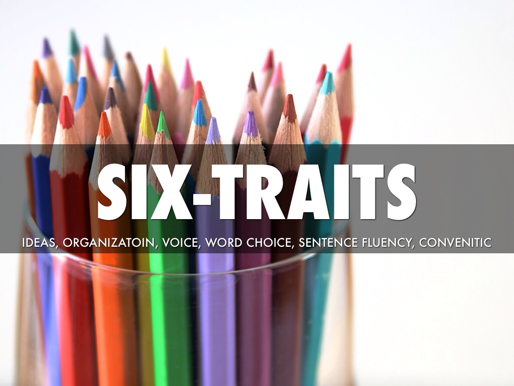 Six Traits By Nicolas Pachta