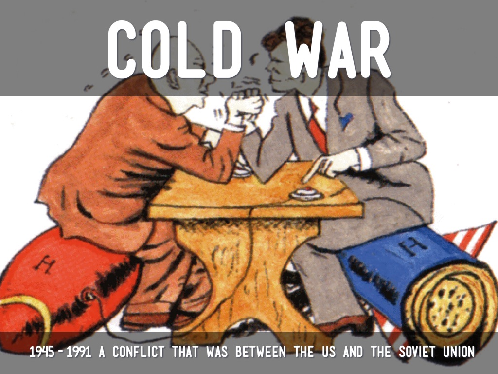Start Of The Cold War By Madoates