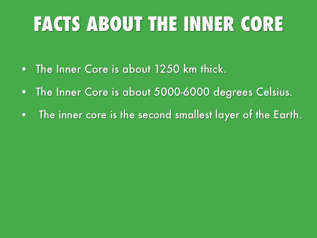The Earth S Outer Core Facts