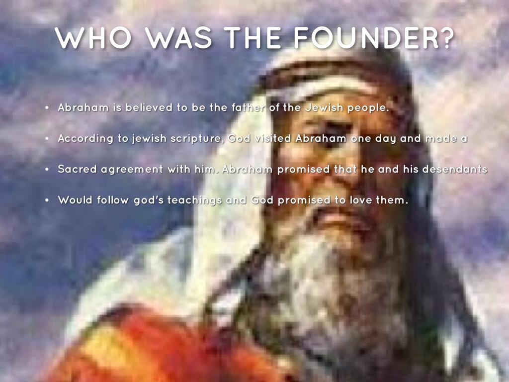 Judaismo Fundador