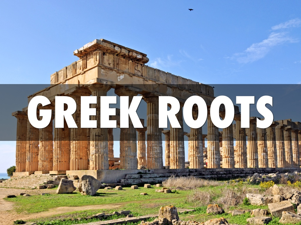 Greek Words Study By Celee Cannon