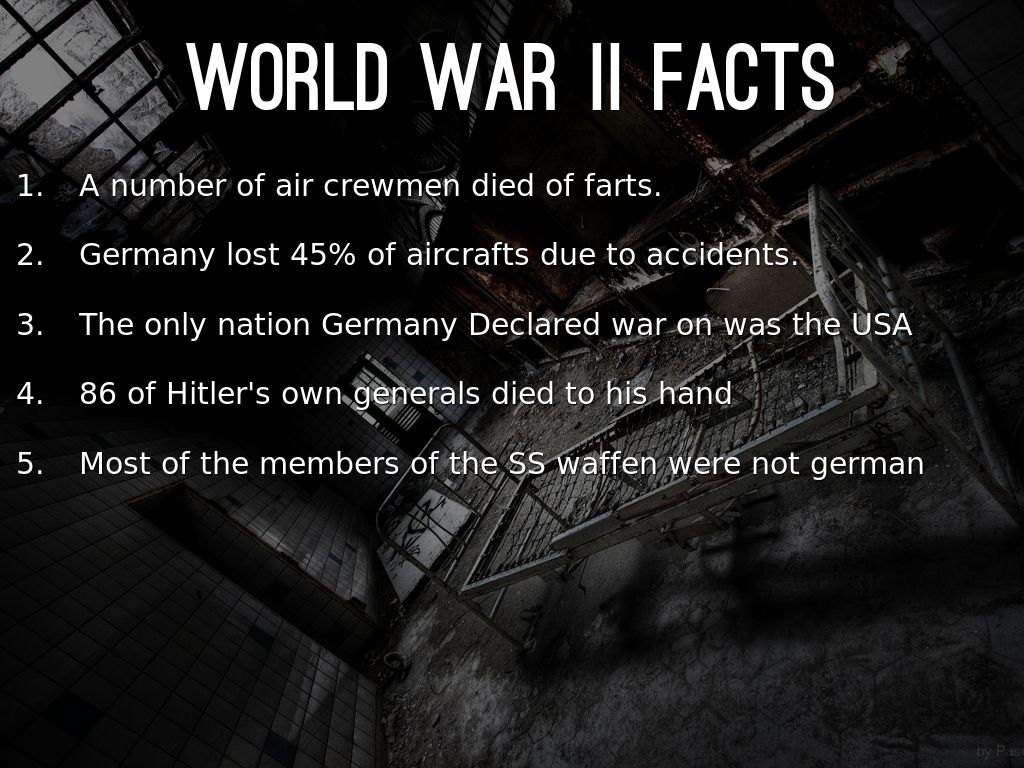 World War 2 By Avanzee