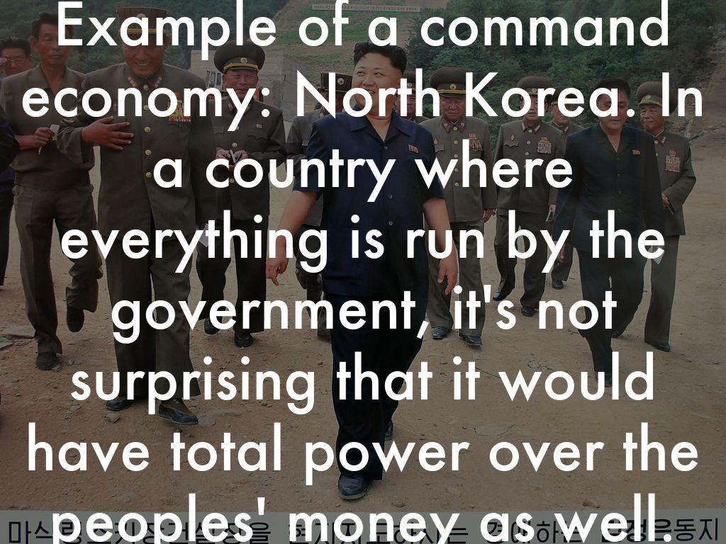 Economic Systems By Bighunterjake