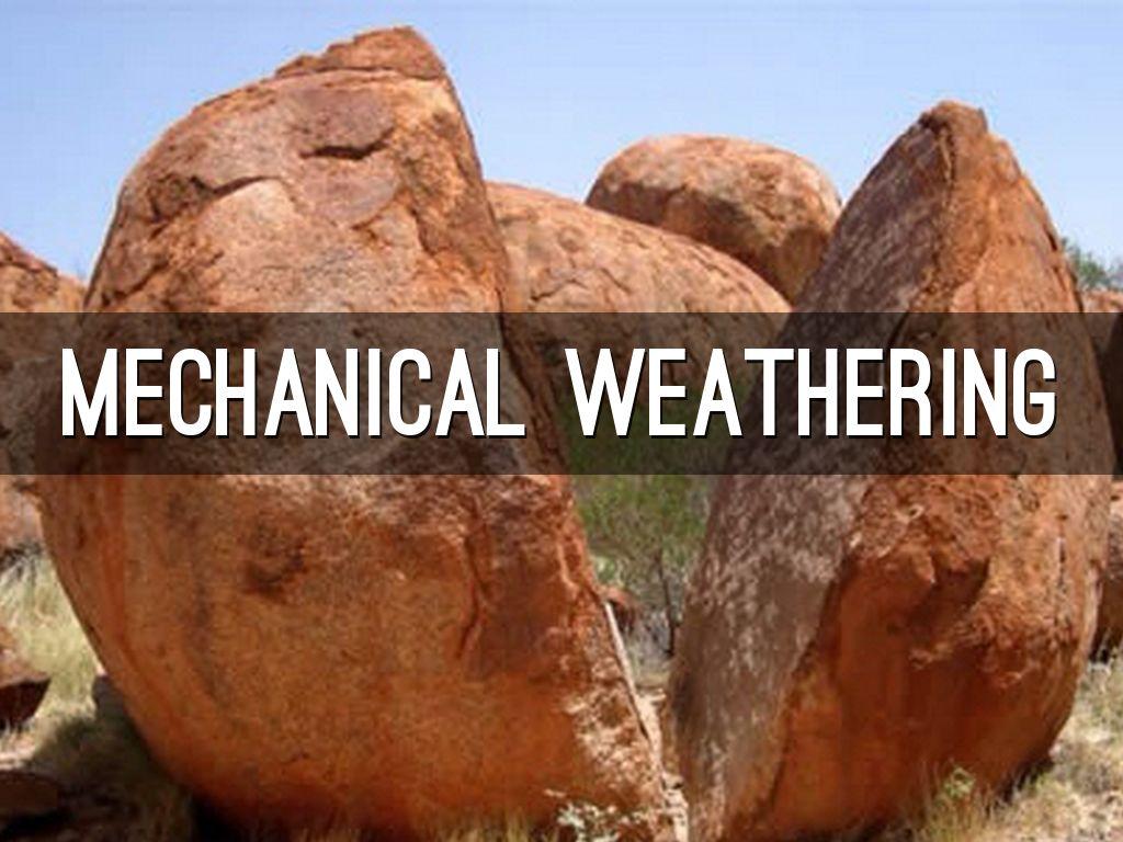 Weathering And Erosion Snapshots By Garrett Kaiser