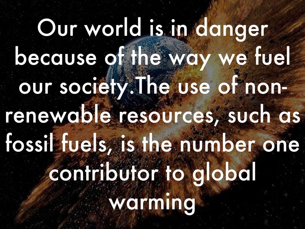 Non Renewable Resources By Agutierrez1