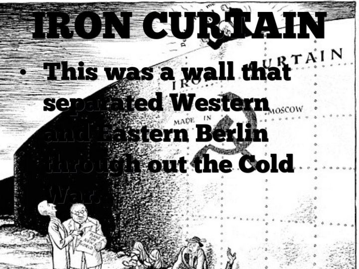 What Did The Iron Curtain Represent Quizlet | Flisol Home