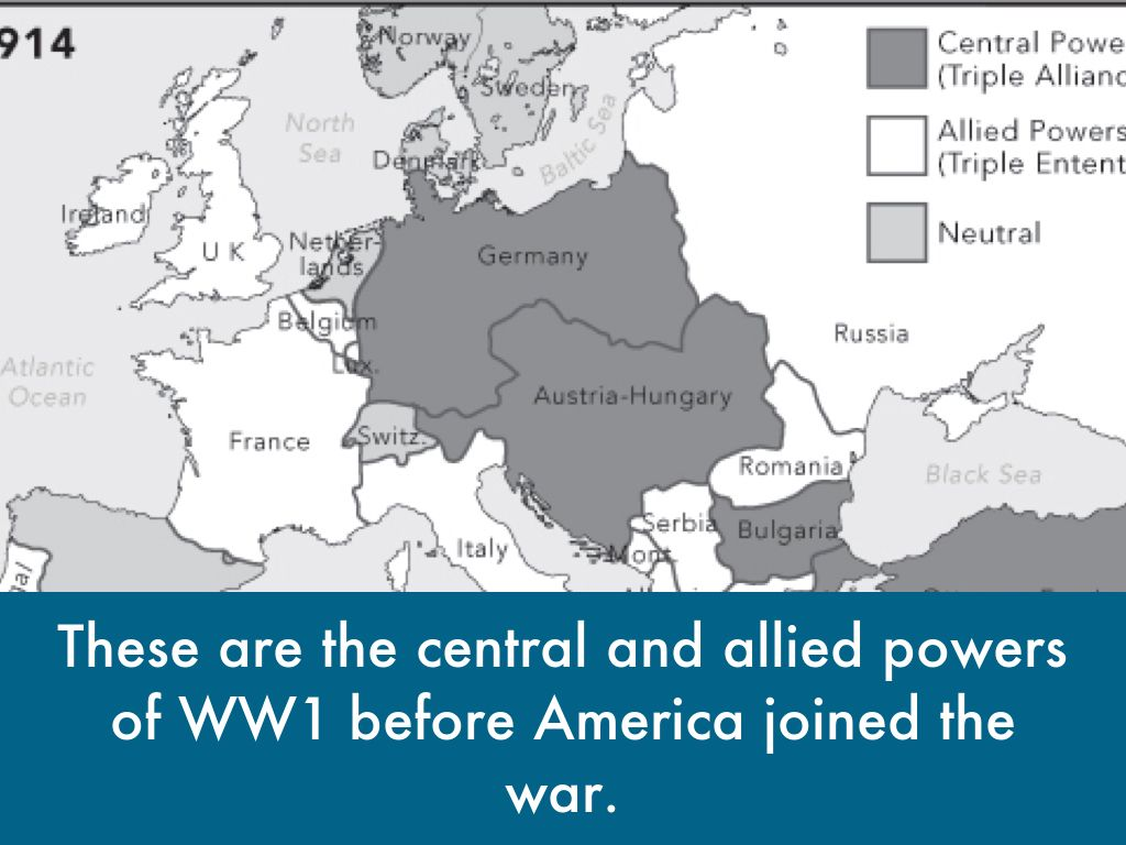The Causes Of Ww1 By Lex Reynolds