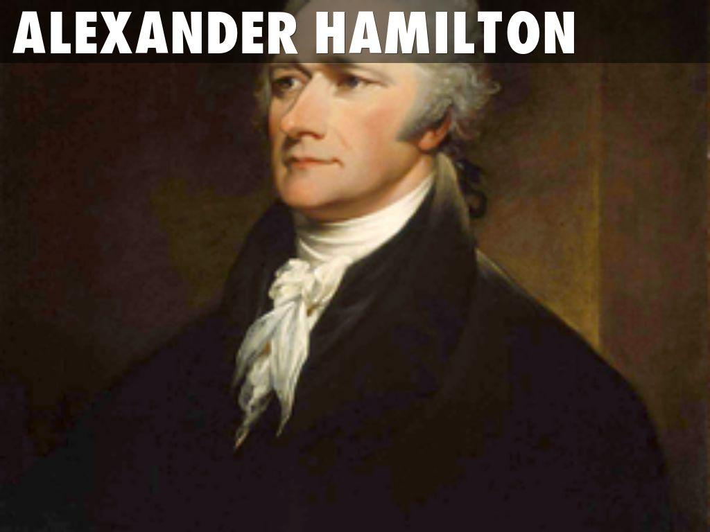 Alexander Hamilton Vs Thomas Jefferson By