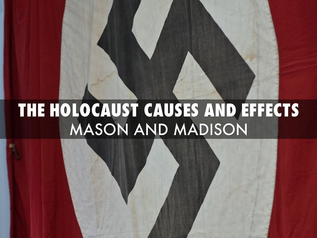 The Holocaust Causes And Effects By Putnamela