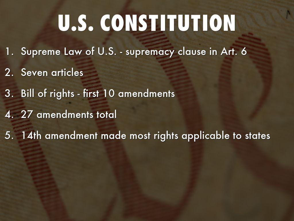 American Law By Andrew Gordon